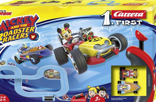 Carrera-20063013-First-Mickey-and-the-Roadster-Racers-Start-Set